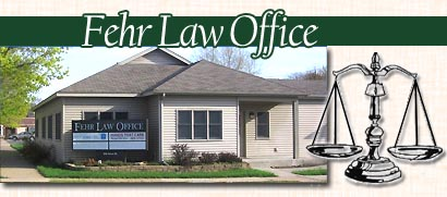 Fehr Law Office Serving La Crosse Area